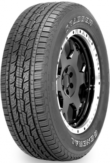 General Tire Grabber HTS 60 265/65 R17 112T BSW, FR, OWL, M+S
