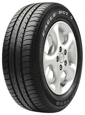 Goodyear Eagle NCT 5 245/45 R17 95Y (*), MFS, Run Flat