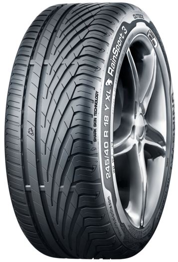 Uniroyal Rainsport 3 225/40 R18 92W XL, FR, SSR, Run Flat